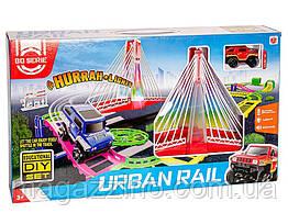 """Дитячий ігровий гоночний трек з машинкою, на батарейках """"Urban rail"""""""