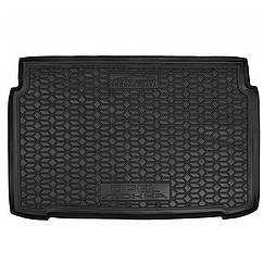 Мягкий полиуретановый коврик в багажник Opel Mokka 2021 нижний/Опель Мока