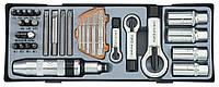 Набор инструмента 33пр. (FORCE T5331)