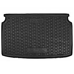 Мягкий полиуретановый коврик в багажник Opel Mokka 2021 верхний/Опель Мока