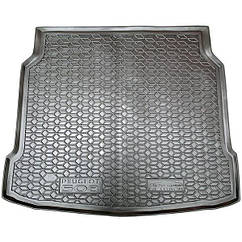 Мягкий полиуретановый коврик в багажник Peugeot 508 / Пежо 508 2020+