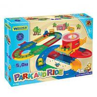 Игровой набор Wader Вокзал Kid Car (51792)