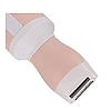 Эпилятор Kemei KM-3024 беспроводной аккумуляторный + насадки для чистки и массажа лица 3В Розовый, фото 7