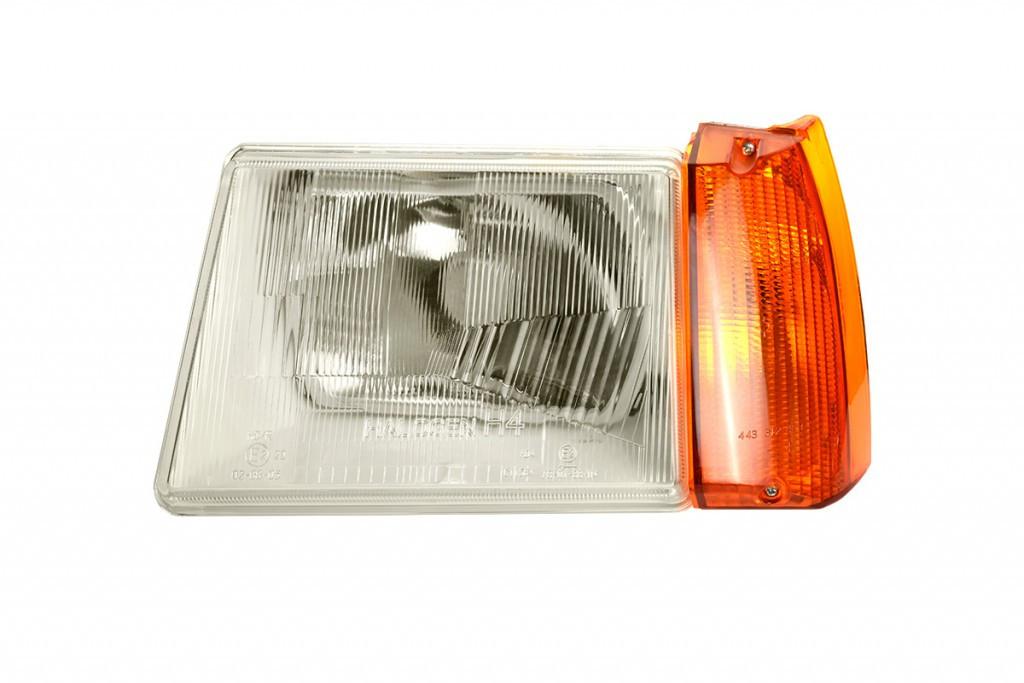 Фара ЗАЗ 1102 левая без лампочки Формула Света