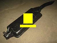 Глушитель МТЗ, ЮМЗ короткий черн. (L=930 мм) (пр-во Беларусь)