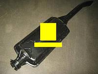 Глушитель МТЗ, ЮМЗ средний черн. L=1150 мм (пр-во Украина)