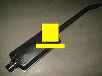 Глушитель МТЗ, ЮМЗ длинный черн. (L=1370 мм) (пр-во Беларусь)