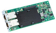 Сетевая карта Lenovo Intel X540 Dual Port 10GBase-T Embedded Adapter for IBM System x, 49Y7990