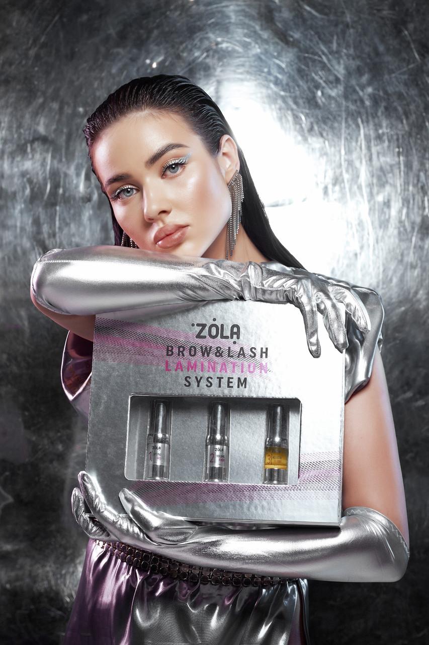 """Набор для ламинирования бровей """"ZOLA"""""""