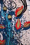 Рубашка туника из полипрованного хлопка,46,48,50,52,54 , Бл 001-1., фото 2