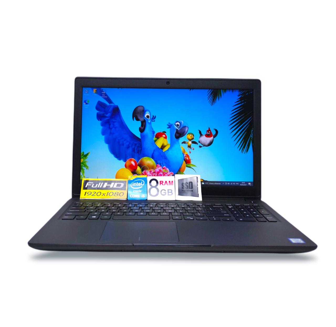 Бізнес ноутбук Dell Latitude 3500  FHD 1920x1080 Core i5 8265U 8GB SSD256GB