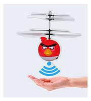 Игрушка вертолет летающая птичка энгри бердс №820