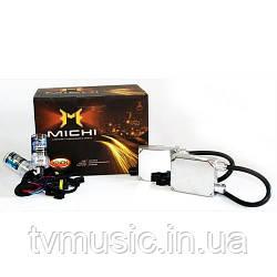 Комплект ксенонового света Michi H3 6000K