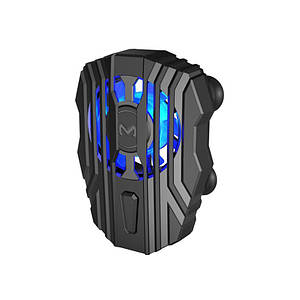 Охлаждающий радиатор Mobile Phone Lesko FL01 Black для смартфона