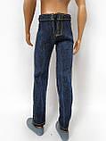 Одяг для Кена - джинси, фото 4