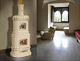 Печь-камин Sergio Leoni Viennese con Colonna, фото 2