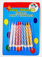 Набор свечек больших