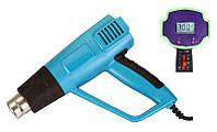 Фен технический с дисплеем ZD-510 450/1500W, 650°C
