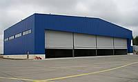 Металлические конструкции промышленных зданий