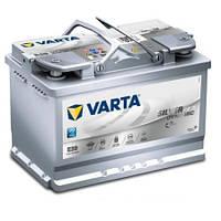 Аккумулятор Varta SILVER dynamic 70Ah 640A