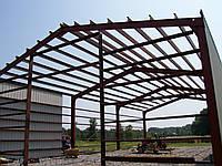 Производство строительных металлических конструкций