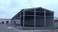 Изготовление быстровозводимых зданий