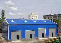 Быстровозводимые металлические здания