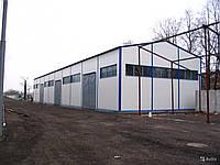 Строительство складов и комплексов