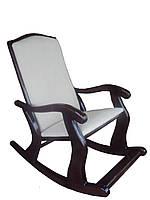 """Кресло качалка из Массива дерева.Модель:""""Сlassiс -3-1"""""""