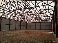 Строительство склада под ключ