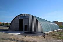 Швидкомонтовані виробничі будівлі