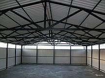 Швидкомонтовані складські будівлі