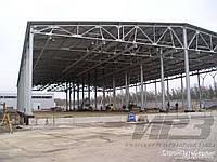 Строительство ферм ангаров