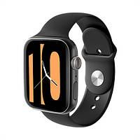 Стильные современные Смарт часы Т900 Smart watch t900 Bluetooth Черные