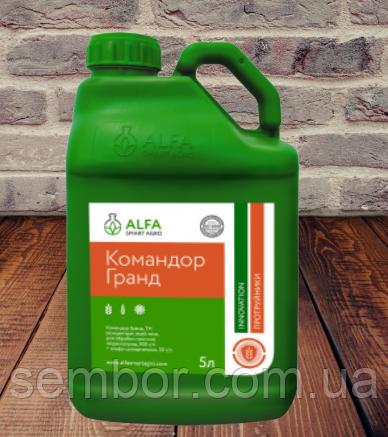 Протравитель Командор Гранд инсектицид контактно-системного действия для обработки семян