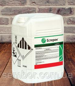 Гербицид Эстерон Syngenta 600 (аналог Естет Эфирон, Тур) 20л для пшеницы, ячменя, кукурузы, паров