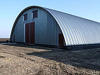 Монтаж быстровозводимых зданий из легких металлоконструкций
