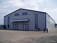Производство металлических контейнеров и ангаров