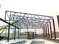 Металлическая каркасная конструкция