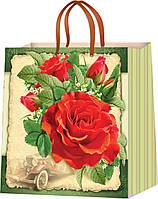 Пакеты для подарков оптом размер 24 х 24 см (12 шт./уп.)