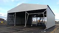 Монтаж металлических строительных конструкций