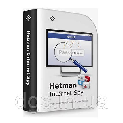 Программа Восстановления Данных Гетьман Hetman Internet Spy Офисная Версия, фото 2