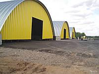 Модульные здания из металлоконструкций