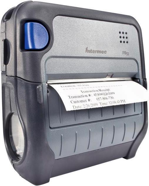 Мобильный чековый принтер Intermec PB 51