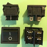 Кнопочный выключатель 22,0 х 20,0 мм