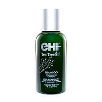 Шампунь с маслом чайного дерева CHI Tea Tree oil Shampoo 59ml