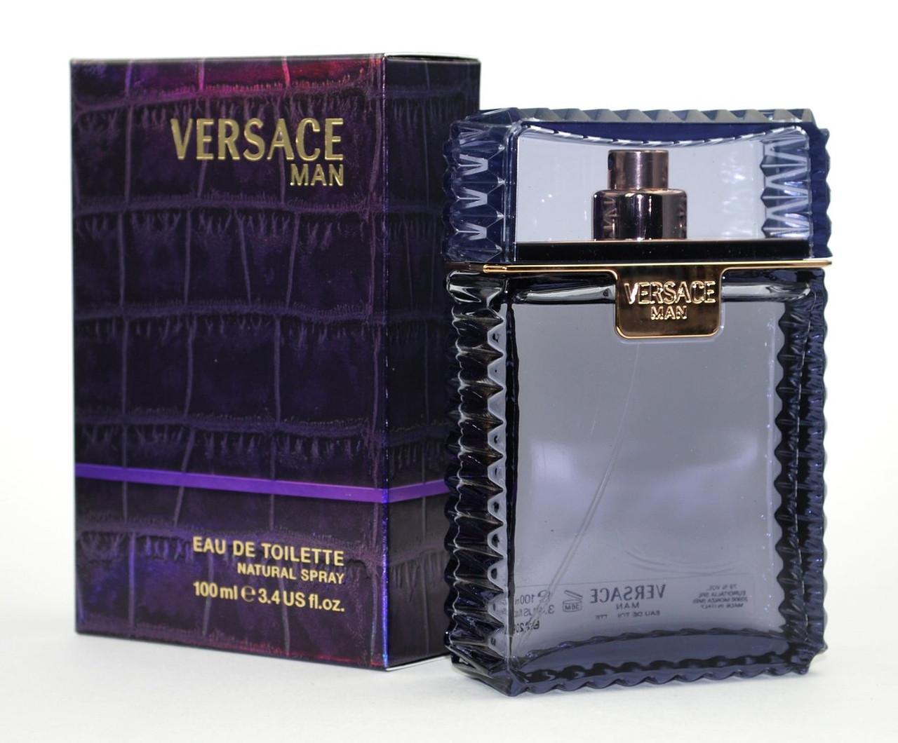 Мужские духи Versace Man  (Версаче мэн)