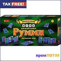Логічна гра Ranok-Creative Руммі (1982/12120028Р)