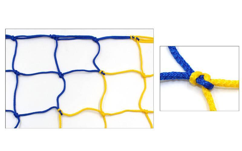 Сетка гашения для мини-футбольных и гандбольных ворот SP-Planeta Элит SO-5283 2шт