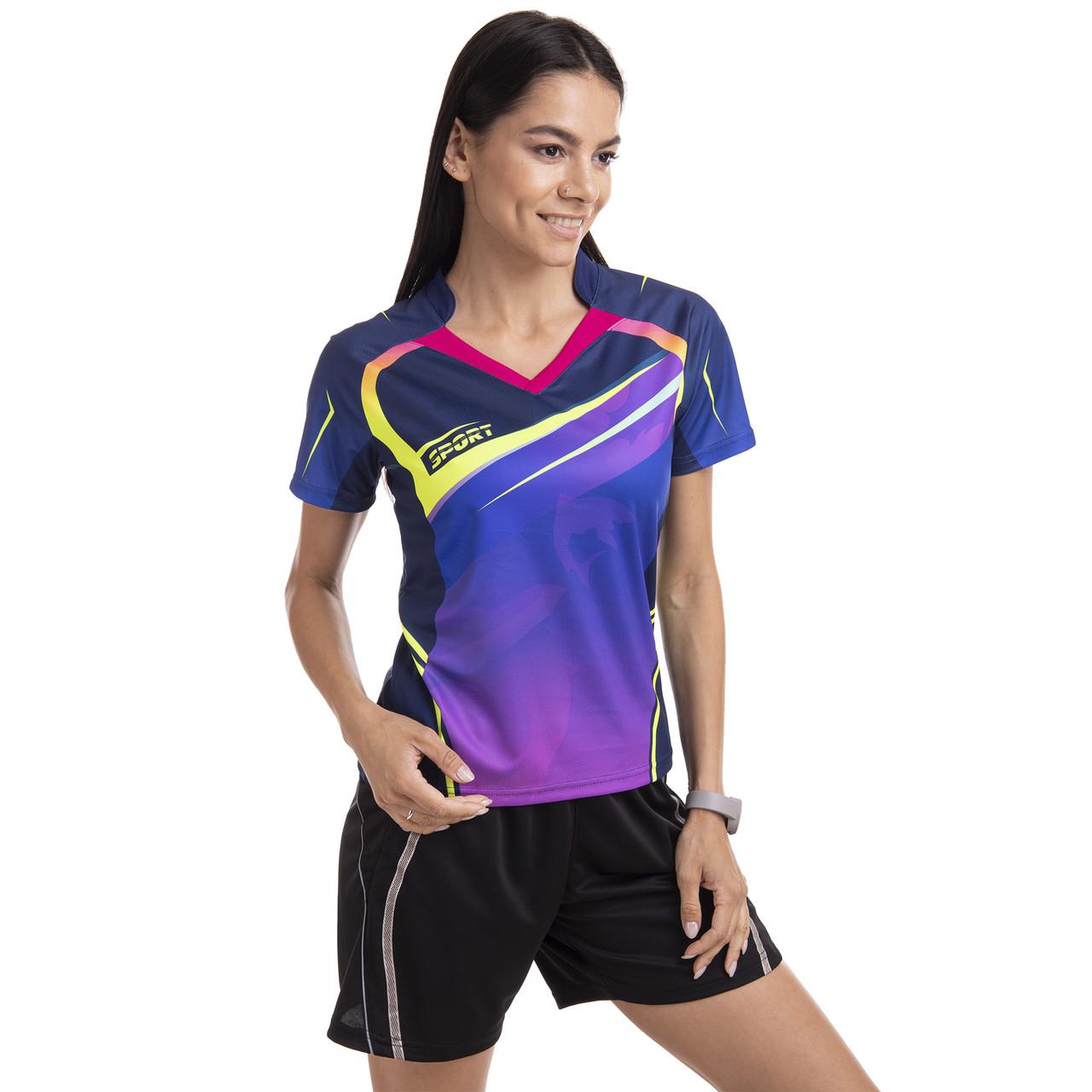 Форма для великого тенісу жіноча Lingo LD-1811B S-3XL кольори в асортименті L, зріст 155-160